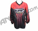 JT 2008 08 Team Series Paintball Jersey - Red