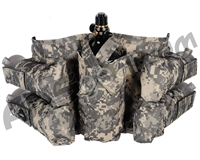 JT 4+1 Paintball Harness - Digi Camo