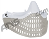 Original JT Spectra Goggle Flex Bottom - White/Grey