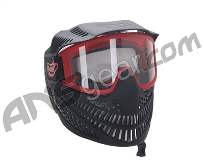 JT Raptor Paintball Goggles - Red