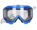 Jt EPS Goggle Mask Frame w/ Clear Lens - Blue