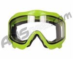 Jt EPS Goggle Mask Frame w/ Clear Lens - Lime