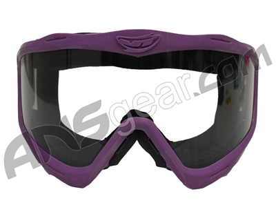 Jt EPS Goggle Mask Frame w/ Clear Lens - Purple