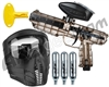 JT ER4 Ready To Play RTP Paintball Gun Kit - Smoke