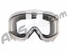 JT Goggle Mask Frame w/ Clear Lens - Clear