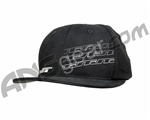 JT Chain Men's Fitted Hat - Black