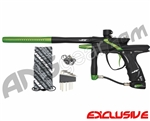 JT Impulse Paintball Gun - Black/Sour Apple