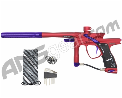 JT Impulse Paintball Gun - Dust Red/Purple