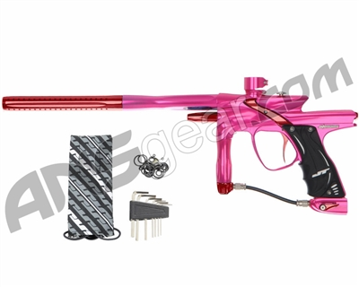 JT Impulse Paintball Gun - Pink/Red