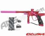 JT Impulse Paintball Gun - Red/Dust Pink