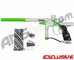 JT Impulse Paintball Gun - Silver/Sour Apple