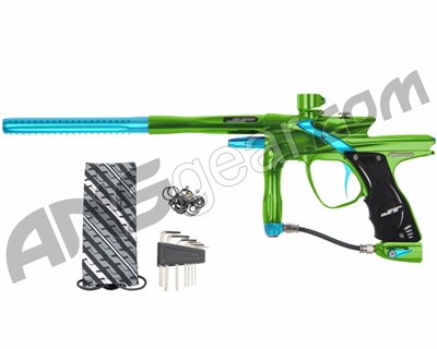 JT Impulse Paintball Gun - Slime/Teal