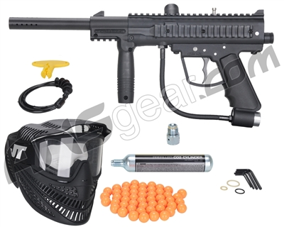 JT Outkast Ready To Play Paintball Gun Kit