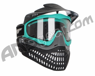 Jt ProFlex Thermal Paintball Mask - 2.0 Limited Edition Aqua/Grey