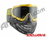 Jt ProFlex Thermal Paintball Mask - Limited Edition Yellow Bandana