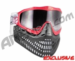Jt ProFlex Thermal Paintball Mask - Limited Edition Bloody Knuckles