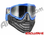 Jt ProFlex Thermal Paintball Mask - Limited Edition Porno Cat Blue