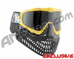 Jt ProFlex Thermal Paintball Mask - Limited Edition Porno Cat Yellow