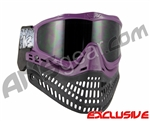 Jt ProFlex Thermal Paintball Mask - Limited Edition Punk Rock Grey Purple