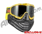 Jt ProFlex Thermal Paintball Mask - Limited Edition Short Bus Yellow