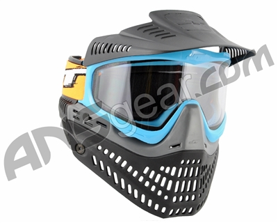 Jt ProFlex Thermal Paintball Mask - 2.0 Limited Edition Sky Blue/Grey