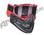 JT ProFlex Thermal Paintball Mask - EPS Red Bandana