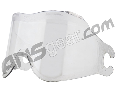 JT QLS Single Goggle Lens - Clear (23300)