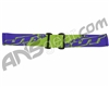 JT Replacement Goggle Strap - Purple/Lime