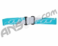 JT Replacement Goggle Strap - Teal/White