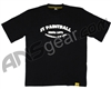 JT Since 1971 Men's T-Shirt - Black