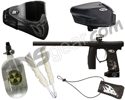 Kee Action Invert Mini Package Kit 4 w/ Empire Event Mask, Invert Too Loader & 68/4500 Tank