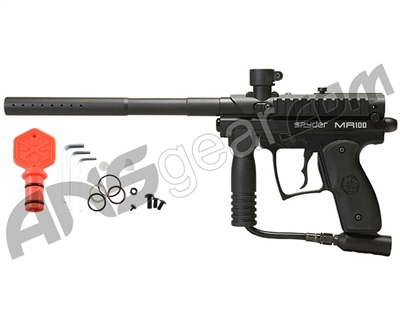 2012 Spyder MR100 Paintball Gun - Black