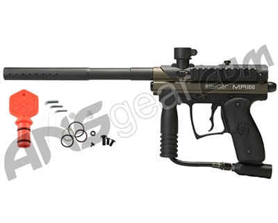 2012 Spyder MR100 Paintball Gun - Green