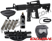 Kingman Spyder MR6 Epic Paintball Gun Package Kit