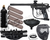 Kingman Spyder Victor Epic Paintball Gun Package Kit