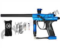 Kingman Spyder Fenix Electronic Paintball Gun - Gloss Blue