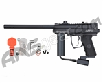 Kingman Spyder MR1 w/ E-Frame Paintball Gun - Black