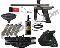 Kingman Spyder Fenix Legendary Paintball Gun Package Kit
