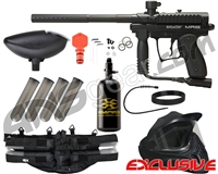 Kingman Spyder MR100 Pro Legendary Paintball Gun Package Kit
