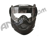 Kingman High Lite Paintball Mask - Black