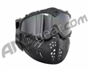 Kingman Java X-Type Paintball Mask - Black