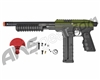 Spyder Hammer 7 Paintball Gun - Olive