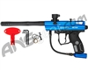 Kingman Spyder Victor Semi-Auto Paintball Gun - Gloss Blue