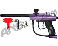 Kingman Spyder Victor Semi-Auto Paintball Gun - Gloss Purple