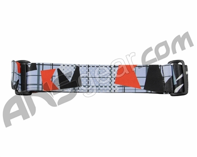 KM Paintball Goggle Strap - 09 80's Blocks