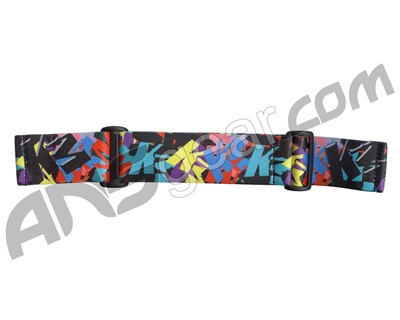 KM Paintball Goggle Strap - 09 Collage