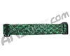 KM Paintball Goggle Strap - 09 Green Bandana