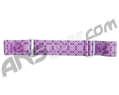 KM Paintball Goggle Strap - 09 Hearts