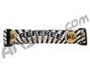 KM Paintball Goggle Strap - 09 Referee Orange