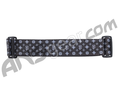 KM Paintball Goggle Strap - 09 SF Stars
